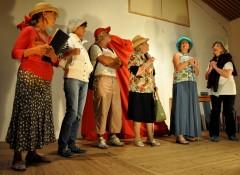Théâtre et Lieux de Mémoire, île de Ré, Semaine de la Langue française